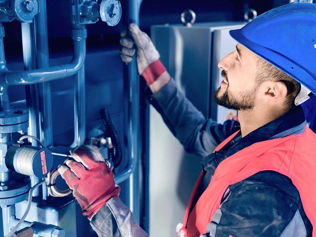 Stellenangebot Ausbildung zum Anlagenmechaniker