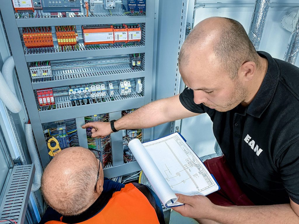 Stellenangebot Servicetechniker